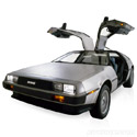 Post thumbnail of Electric DeLorean DMCEV