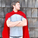 Post thumbnail of Real Super Hero Cape