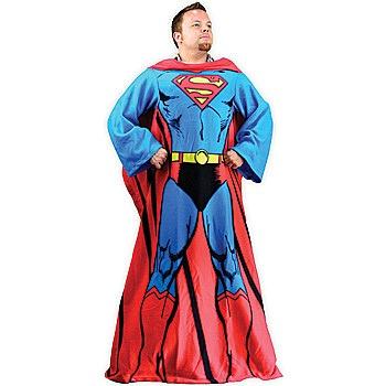 Super Man Wrap