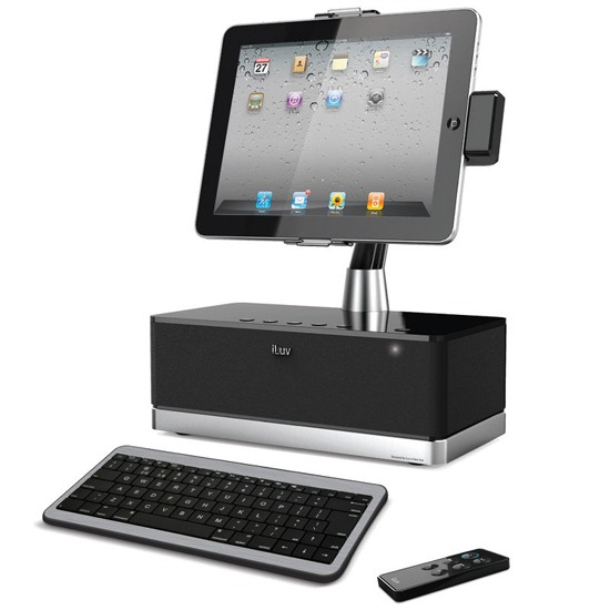 Huge ipad Docking STation
