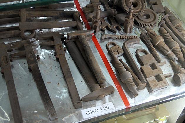 Schokoladen-Werkzeug