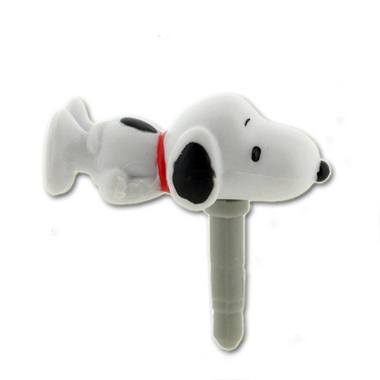 Snoopy Headphone Jack