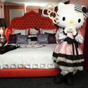 Post Thumbnail of Hello Kitty Hotel