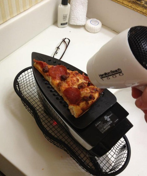 Pizza-Iron