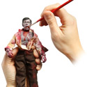 Post thumbnail of Make Your Own Zombie Action Figure
