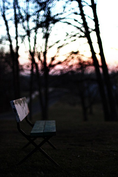 Lonely-Bench