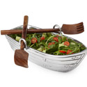 Post Thumbnail of Row Boat Salad Bowl
