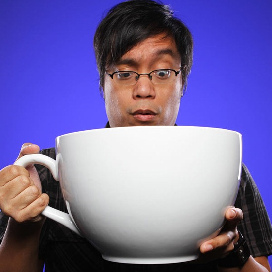 World Largest Coffee Mug