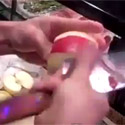 Post thumbnail of Super Fast Apple Peeling