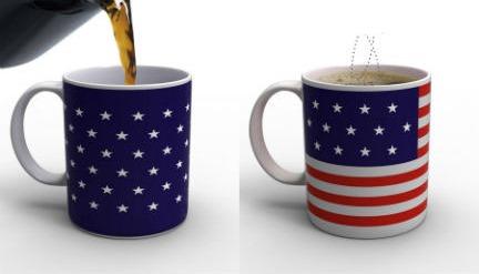 Stars Stripes Mug