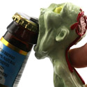 Post thumbnail of Zombie Bottle Opener