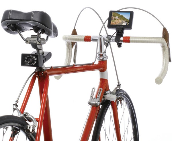 Bike Rearview Camera