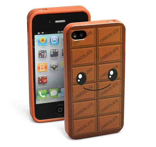 Chocolate Scented Phone Case