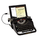 Post Thumbnail of The Real Deal Typewriter Keyboard For PC, iPads and Macs