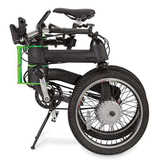 Folding Electronic Bike
