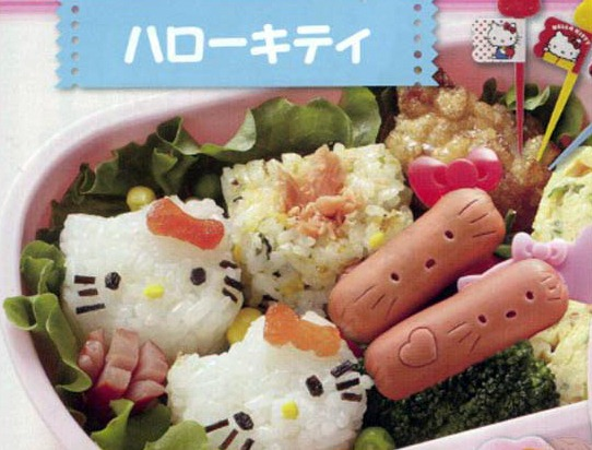 Hello Kitty Wiener Cutter