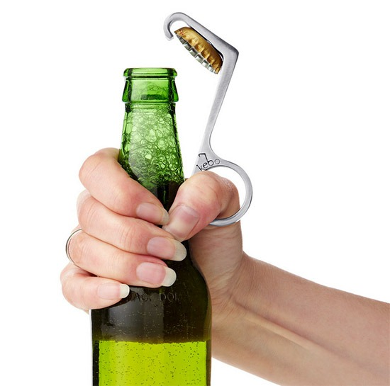 One-Hand-Bottle-Opener