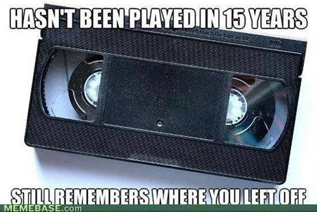 VHS Poopser