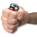 Post Thumbnail of The Beast Fist Beer Koozie