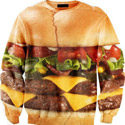 Post Thumbnail of Hamburger Sweater And Other Musings