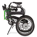 Post thumbnail of Foldable Electronic Bike