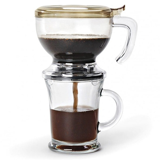 Single Cup Java Maker