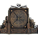 Post Thumbnail of Pirate Clock