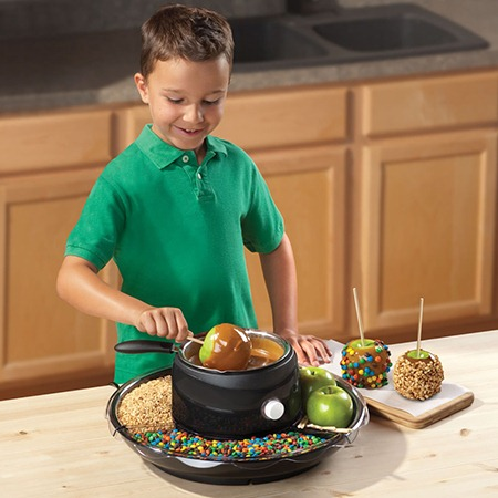Caramel Apple Maker