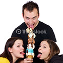 Post Thumbnail of Bizarre Stock Photos