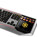 Post thumbnail of Star Wars  Keyboard With LED TouchPad