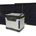 Post Thumbnail of Solar Power Generator