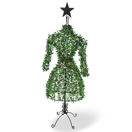 High Fashion Christmas Tree