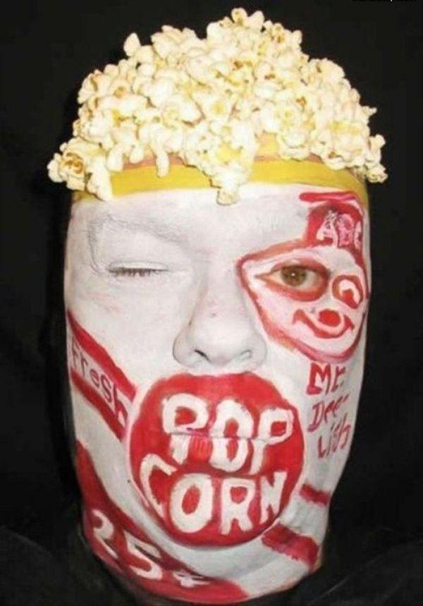 Mr Popcorn