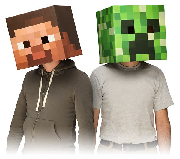 Pixel Heads