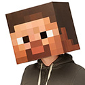Post thumbnail of Pixel Head Costume