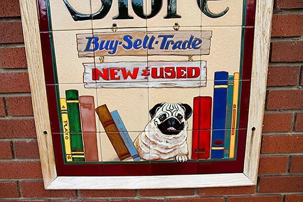 Pug-Books