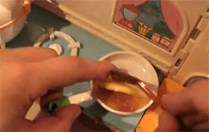 Post image of Miniature Cooking From Japan