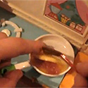 Post thumbnail of Miniature Cooking From Japan