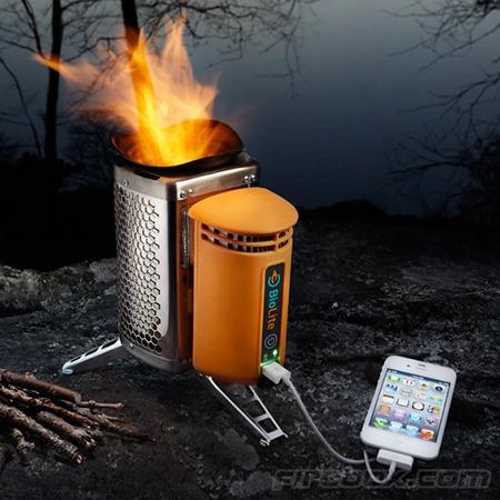 BioLite Camper Fire USB
