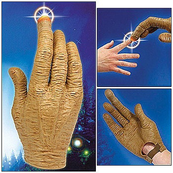 Fake ET Hands