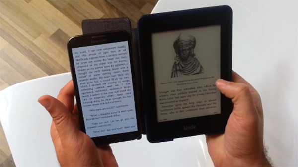Kindle-VS-Samsun