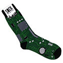 Post thumbnail of Stocking Stuffer: Men's Circuit Board Socks
