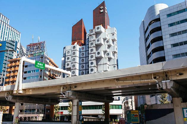 Capsule Tower Tokyo