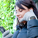 Post Thumbnail of Talk Into Your Gloves Bluetooth Headset