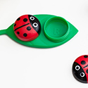 Post thumbnail of Super Cute Ladybug Contact Lenses Container