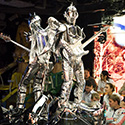 Post thumbnail of The Insane Robot Restaurant Tokyo