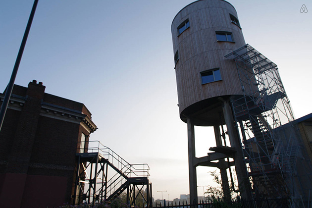 Water Tank Apartment