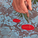 Post Thumbnail of Ebru - The Art Of Painting On Water