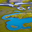 Post Thumbnail of Birds Eye View Over Iceland