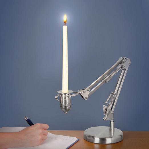 Tischlampen Kerzenhalter